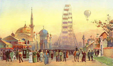 The Chicago Columbia Exposition